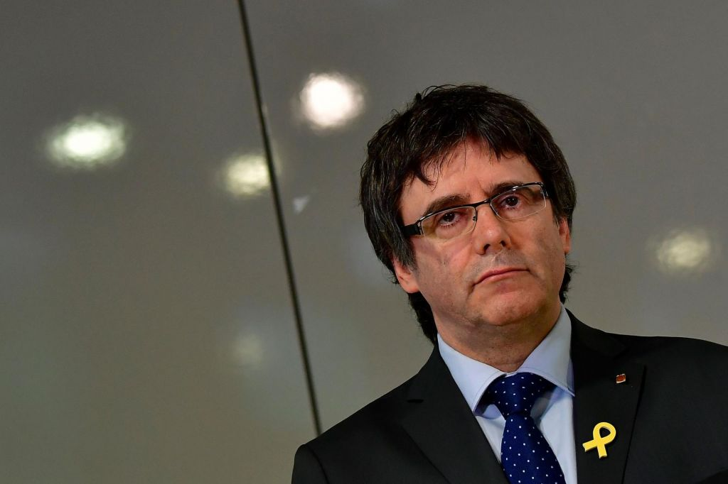 Nemčija bo Španiji izročila Puigdemonta