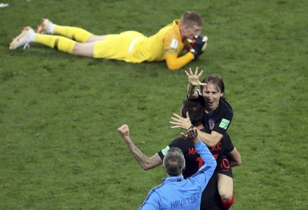 FOTO:Odmevi iz Hrvaške po uvrstitvi v finale SP: Jočite, objemajte se, slavite ...