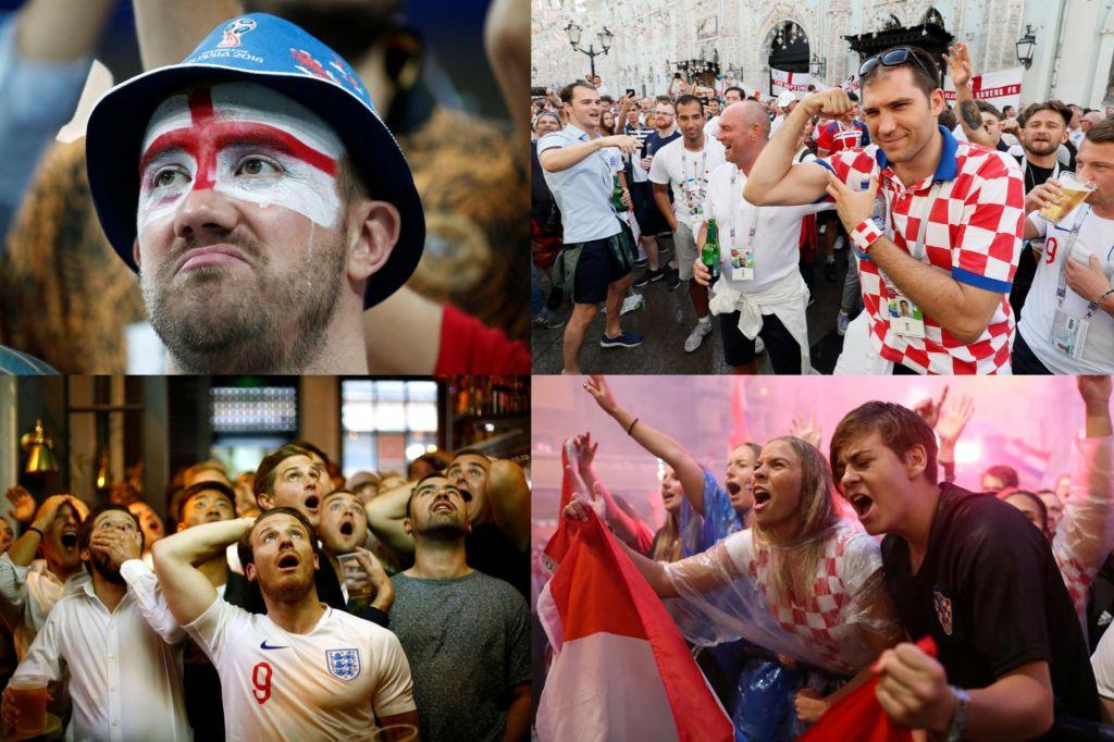 Poglejte navijače in videli boste, kako čustvena tekma je bila (Video)