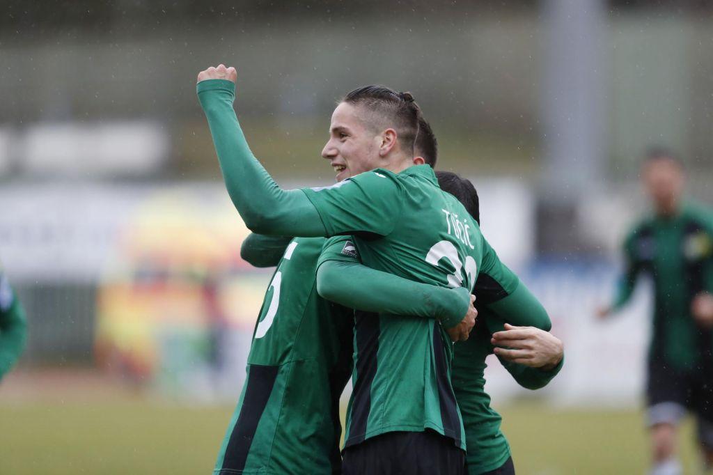 Rudar se je znesel nad tekmeci, Maribor pragmatičen