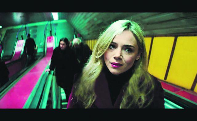 Katarina Čas je v filmu Chloe Merryweather. Foto promocijsko gradivo
