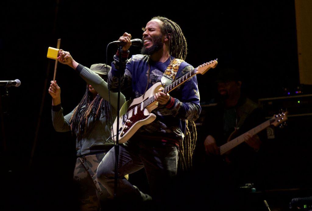 Marley: Ljubezen je moja vera