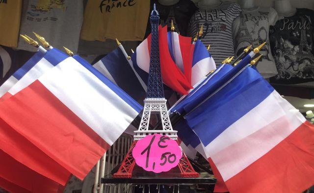 Današnji utrinki iz Pariza. Foto Mimi Podkrižnik