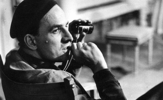 Človekov obraz, ki ga je s kamero pozorno motril, je bil eden izmed najljubših motivov Ingmarja Bergmana. Foto promocijsko gradivo