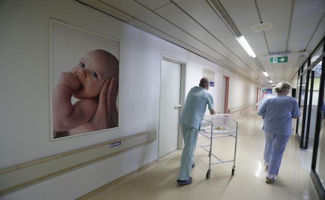 Na tržišču ni otroških kardiokirurgov in kardiologov, ki bi se hoteli zaposliti v novem srčnem inštitutu, kot zahteva zakon. FOTO: Leon Vidic/Delo