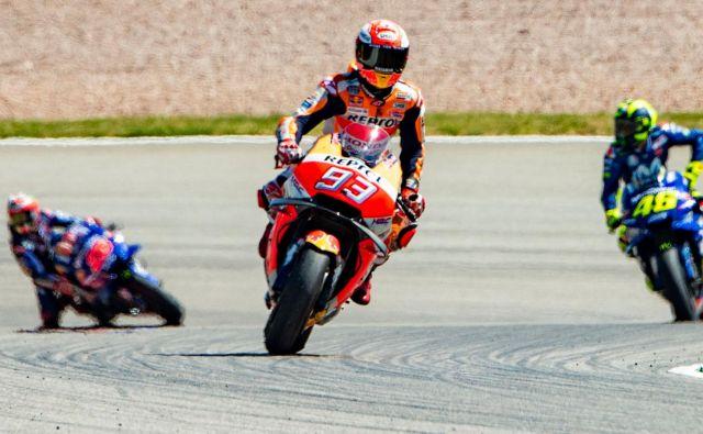 Slavje Marca Marqueza. FOTO: AFP