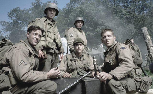 Reševanje vojaka Ryana Foto Pro Plus