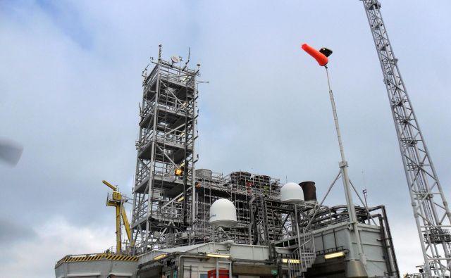 Jeseni je pričakovati povečano nihanje cen nafte. Foto Reuters