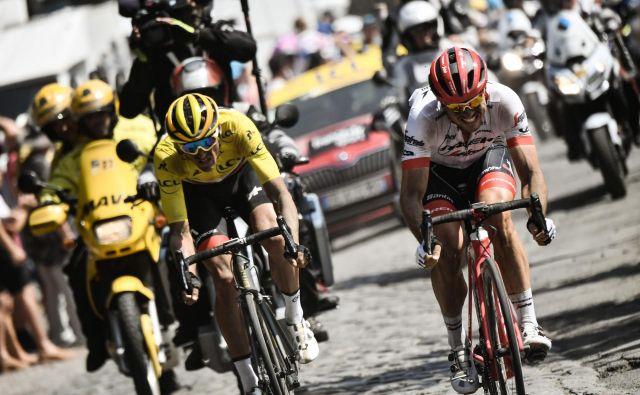 Najtežje etape Toura prinesejo tudi najboljše zgodbe, glavni junak minulega konca tedna je zagotovo postal John Degenkolb.