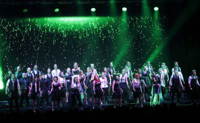 Perpetuum Jazzile močno vplivajo na delovanje drugih pevskih zborov.FOTO: Irena Herak