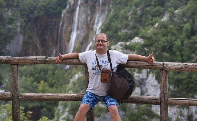 Pogumni Marcin<br /> FOTO Robert Fajt/Cropix
