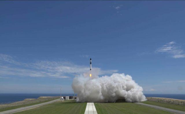 Velika Britanija je izbrala škotski polotok, da bi ga spremenili v vesoljsko izstrelišče. FOTO: Electron