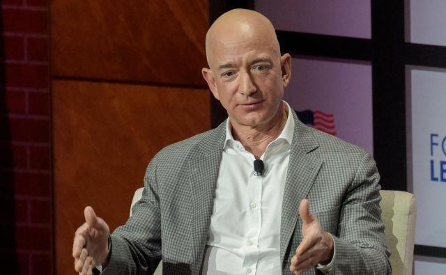 Jeff Bezos. FOTO: Rex Curry/Reuters