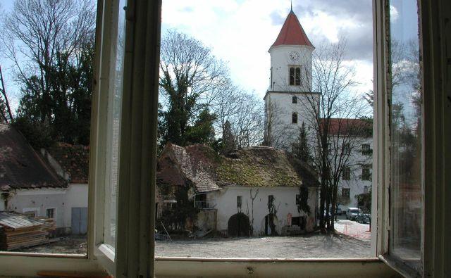 V gradu v Ormožu se dejavnosti menjavajo. Foto Franc Milošič