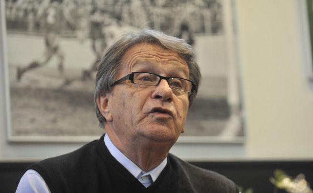 Miroslav Ćiro Blažević je navdušen nad naslednikom Zlatkom Dalićem in njegovimi nogometaši. FOTO: Cropix