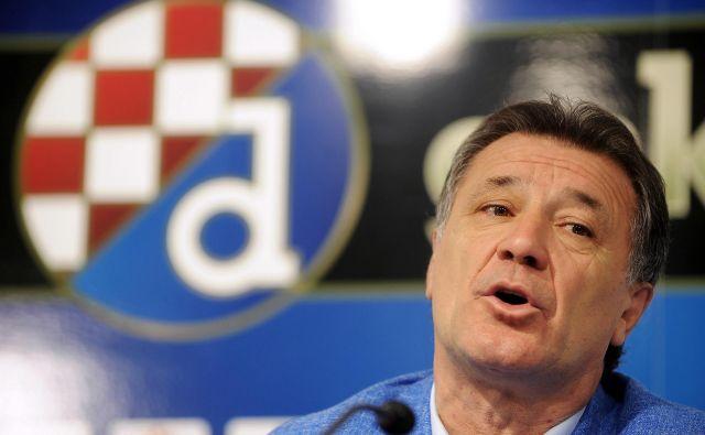 Zdravko Mamić ne bo izročen Hrvaški. FOTO: AFP