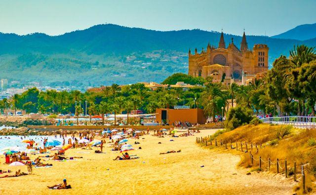 Palma de Mallorca FOTO: Shutterstock