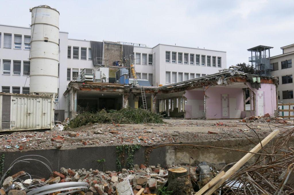 FOTO:Zdravstveni dom Bežigrad bo eden najmodernejših