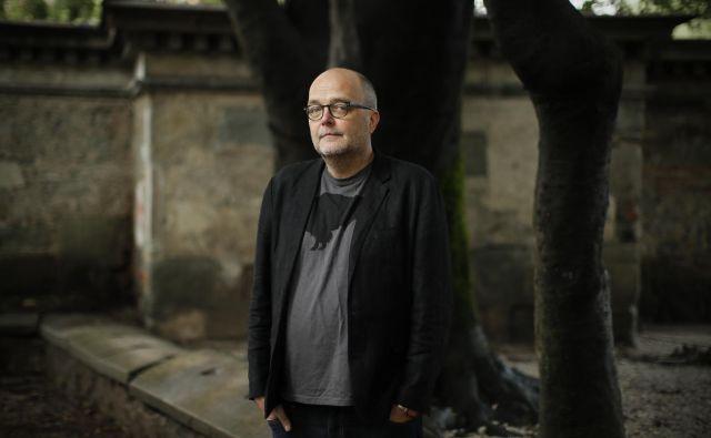 Mark Nowak: Na delavnicah ustvarjamo prostor novega. S poezijo, s pomočjo poezije. Foto Uroš Hočevar