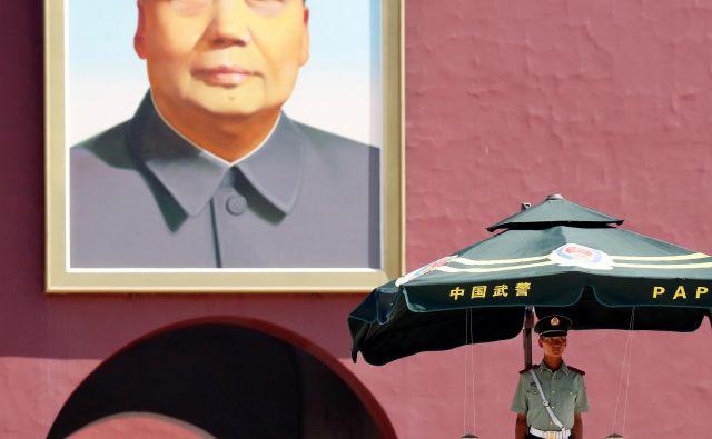 Bo Unesco uvrstil Maov mavzolej na Trgu nebeškega miru v Pekingu na seznam svetovne kulturne dediščine? FOTO: Reuters
