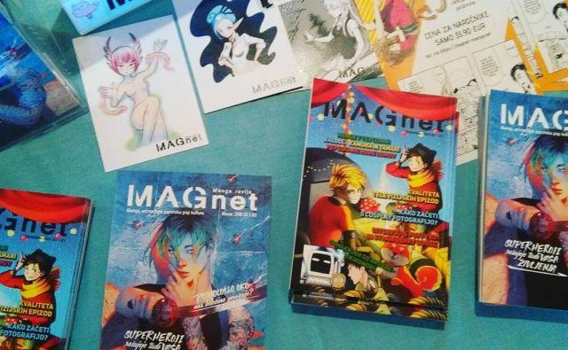 MAGnet izhaja štirikrat na leto in temelji na prostovoljnem delu.<br /> Foto Bojan Planinc