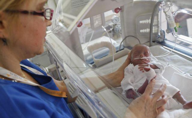 Tuja kardiokirurga v Sloveniji, čeprav bosta plačana, ne moreta zdraviti otrok. FOTO: Tomi Lombar