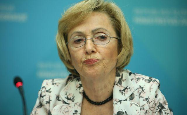 Milojka Kolar Celarc se je odločila za NIOSB. FOTO: Jure Eržen/Delo