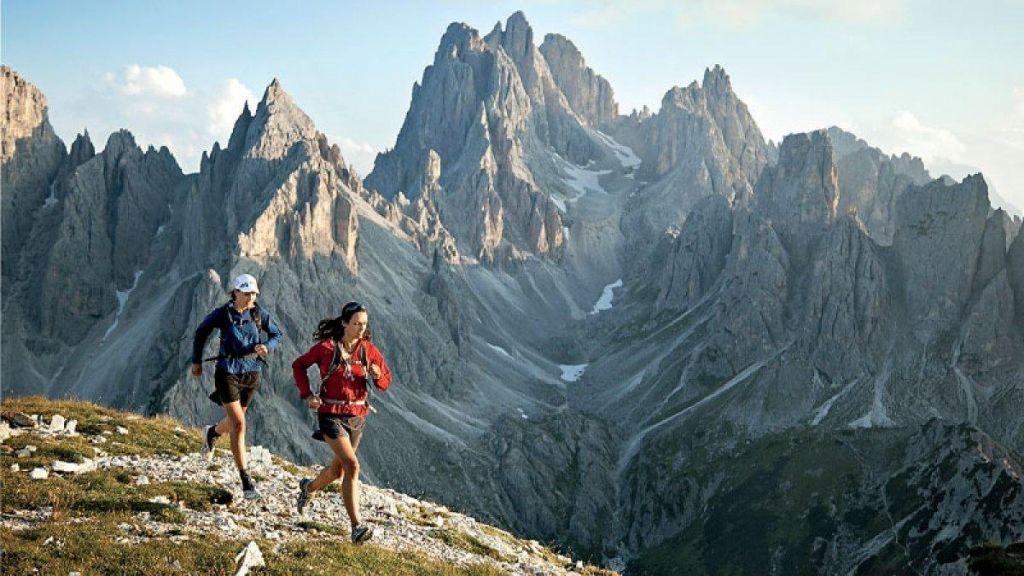 FOTO:»Trail« tek za boljšo pripravljenost