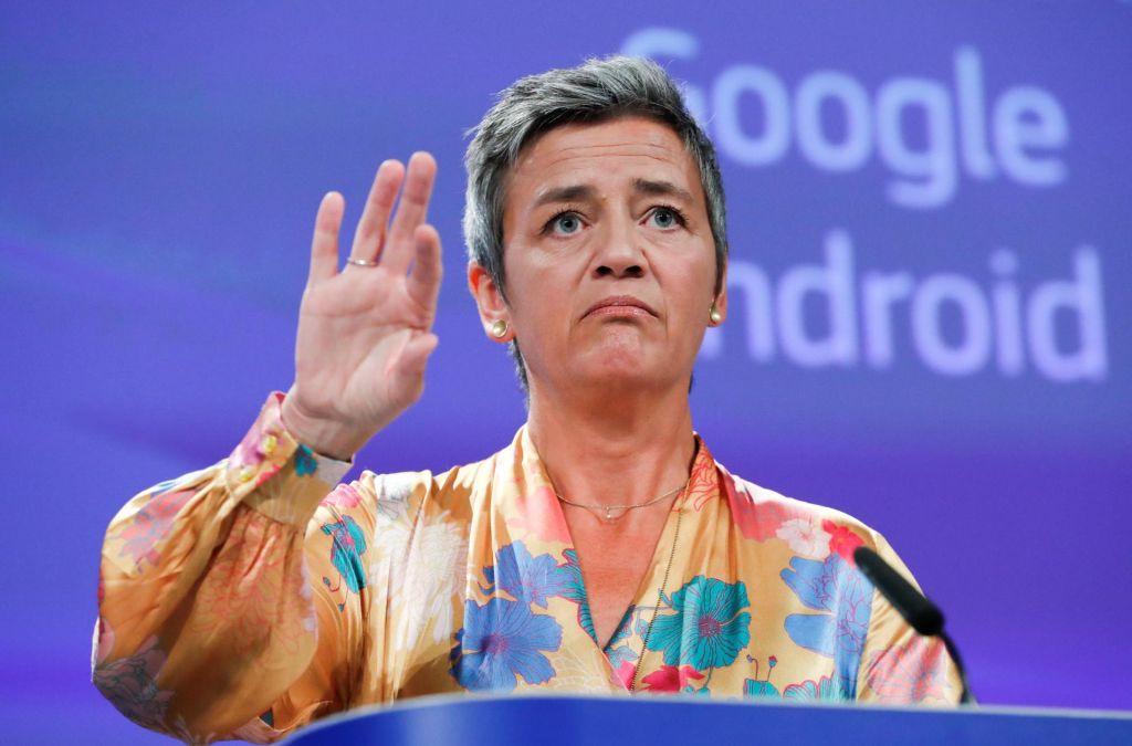 Evropska komisija Googlu naložila rekordno kazen