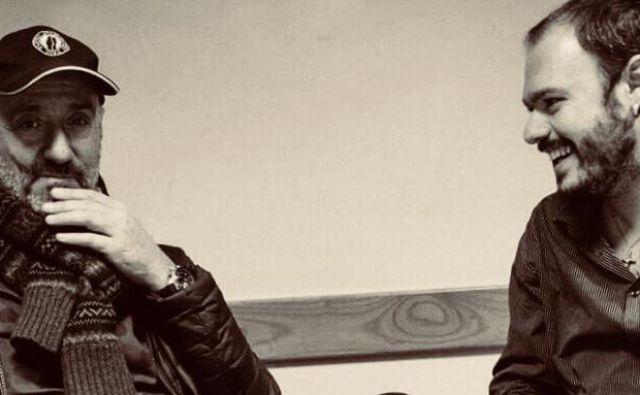 Kitarist Vlatko Stefanovski in klarinetist Goran Bojčevski bosta pokazala, da glasba nima meja. FOTO: arhiv Zavoda Celeia Celje
