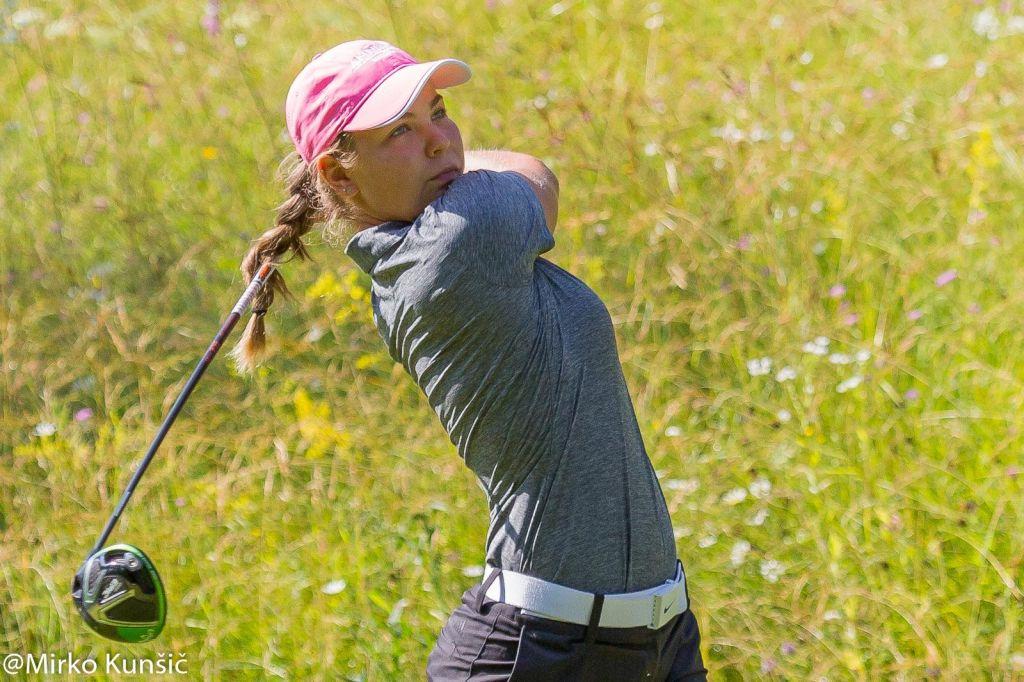 FOTO:Mladi slovenski golfisti na dveh  evropskih prvenstvih