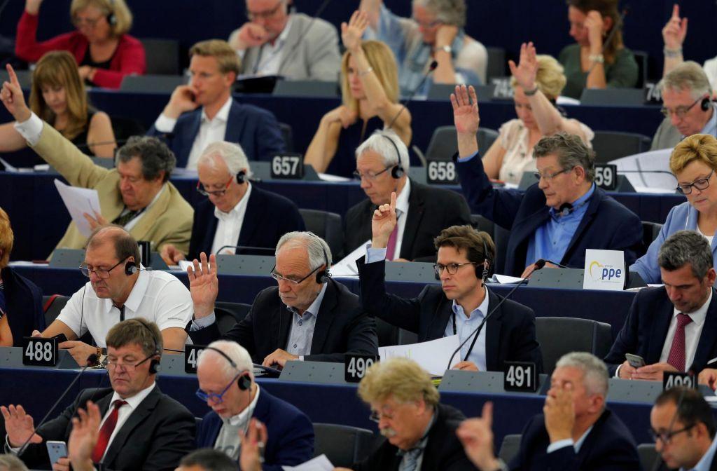 Zaslužkarji v evropskem parlamentu