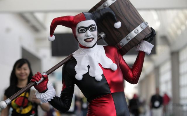 Harley Quinn iz filma ''Suicide Squad''. Foto Bill Wechter Afp