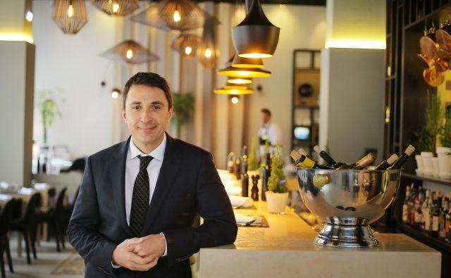 Gregor Jamnik, predsednik Združenja hotelirjev Slovenije, pravi, da bodo zahteve Bruslja podražile nastanitev prek Airbnb. FOTO: Jože Suhadolnik