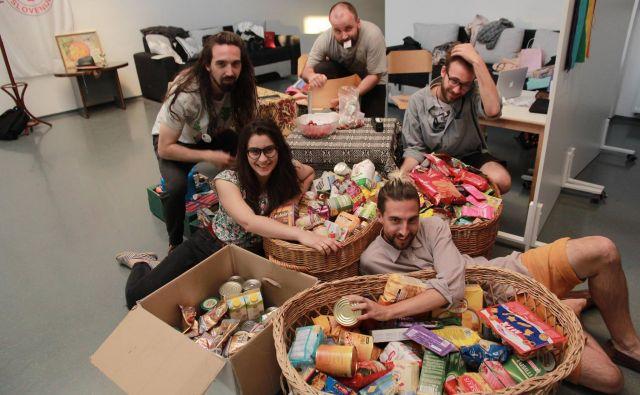 Pet let izmenjave v znamenju dobrodelnosti. FOTO: Gaja Naja Rojec