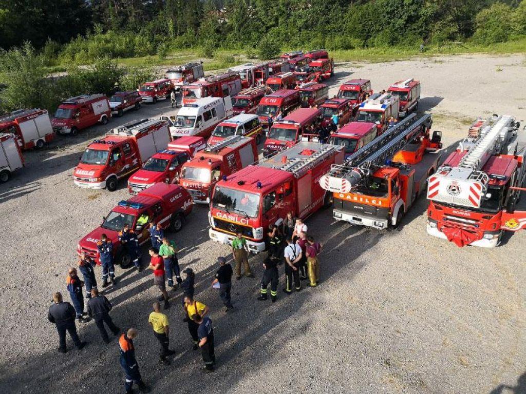Toča samo na objektih povzročila skoraj pet milijonov evrov škode