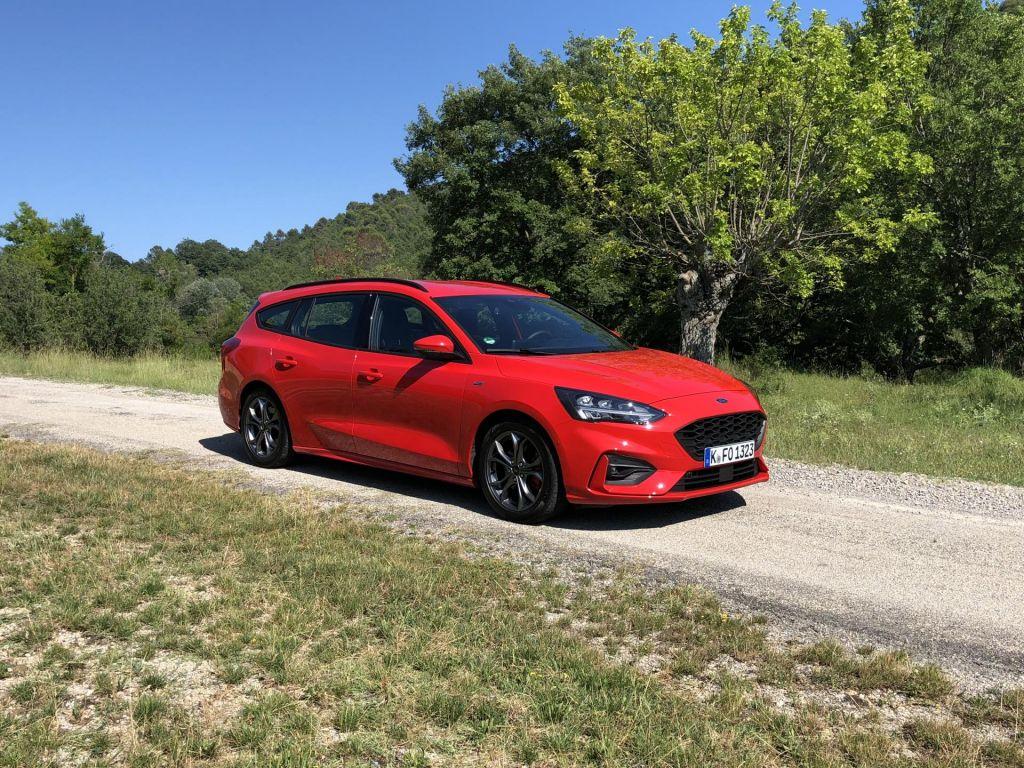 FOTO:Focus IV. je še bolj družinski avtomobil (FOTO)