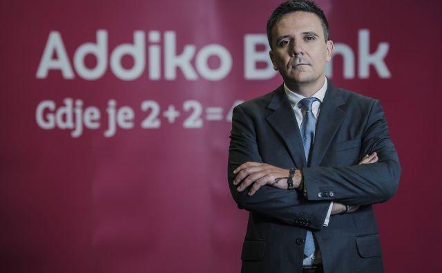 Hrvoje Stojić, najboljši prognostik za Slovenijo in Srbijo FOTO Addiko Bank