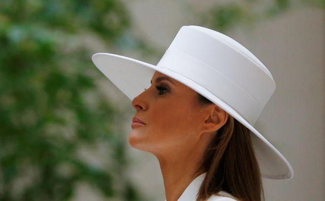 Melania Trump Sevnice v zadnjih treh letih ni obiskala. FOTO: Brian Snyder/Reuters