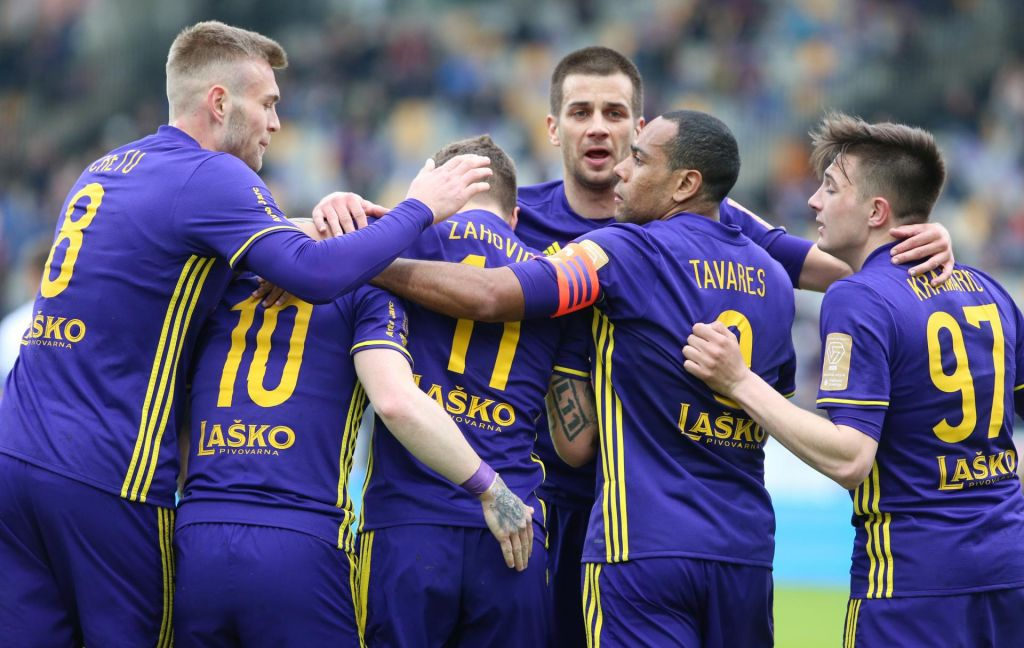 1. SNL: Maribor se je poigral z Rudarjem, tudi Domžale do zmage