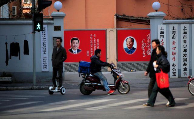 Komunistična partija se trudi s pomočjo cenzure in internetne policije nadzorovati omrežja. FOTO: Reuters