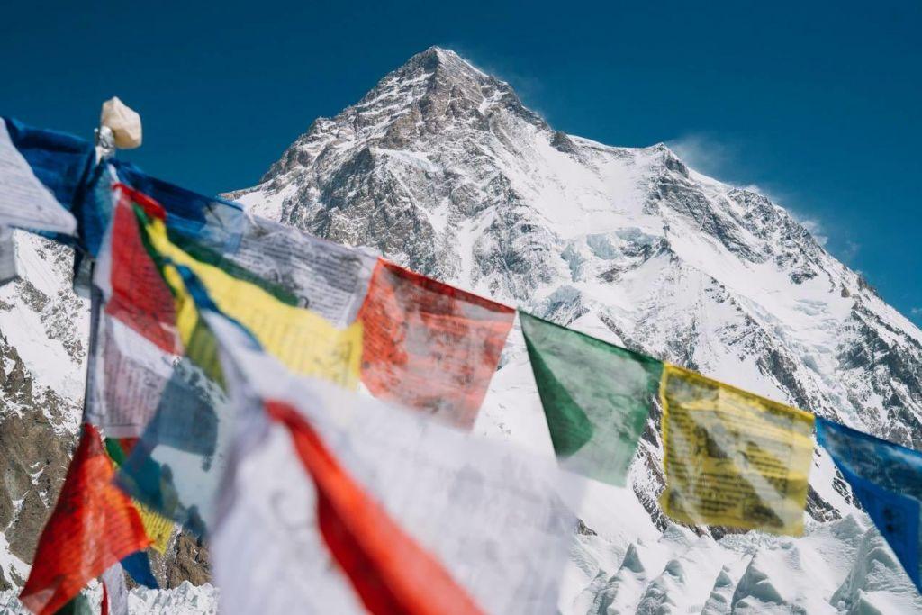 Padel je tudi K2 - Poljak uspešno presmučal slovito »divjo« goro