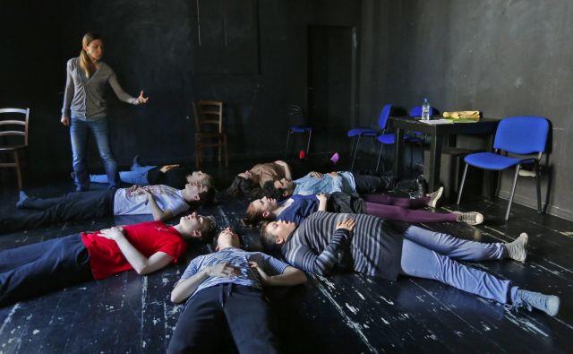 Akademija za gledališče, radio, film in televizijo je imela letos najvišjo omejitev. FOTO: Jože Suhadolnik