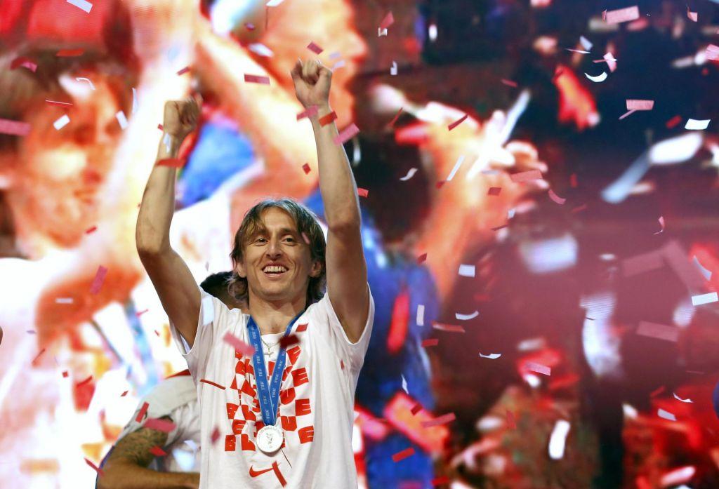 Za zlato žogo Modrić, Ronaldo in Messi