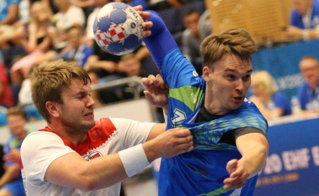 Slovenijo čaka še popravni izpit proti Islandiji.