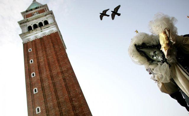 Benetke se morda največkrat pojavijo v zbirki Cankarjeve založbe S poti. Foto Reuters