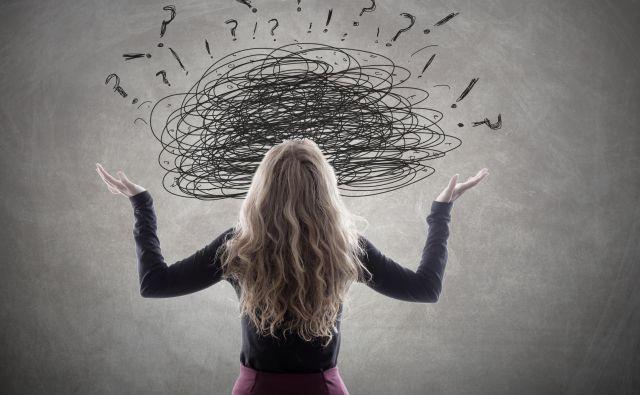 Problemov nekaterim nikoli ne zmanjka. Ste tudi vi med temi? FOTO: Shutterstock