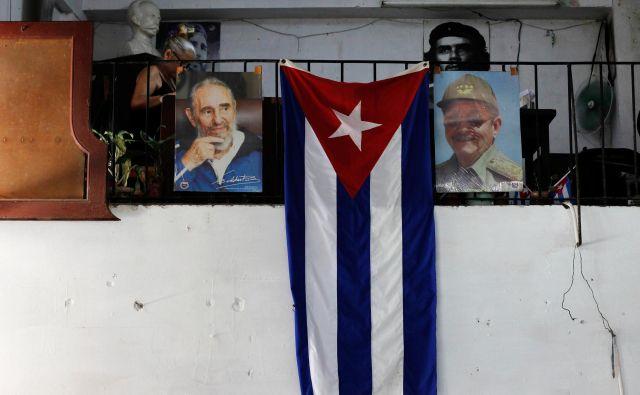 Kuba bratov Castro se počasi spreminja. FOTO Reuters