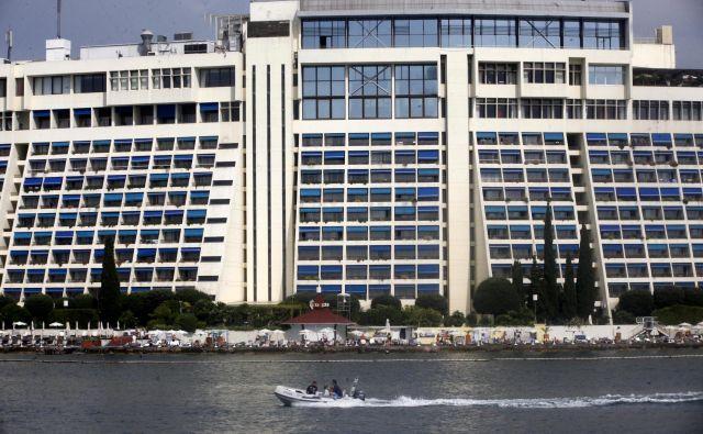 Hotel Bernardin Foto Mavric Pivk/Delo