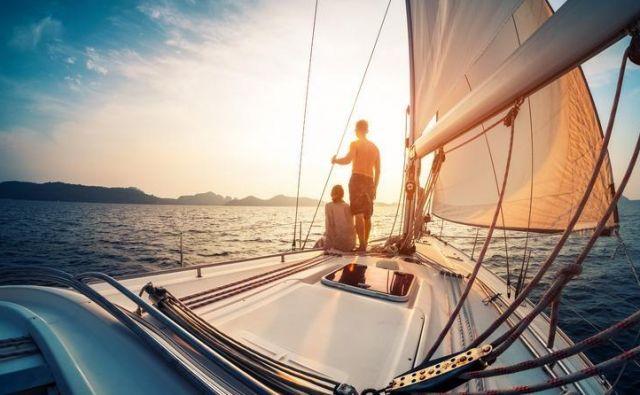 Navtični turizem Foto Shutterstock